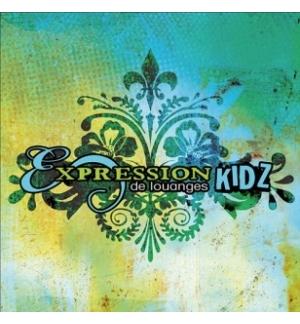 CD Expression de louanges - Kidz