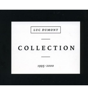 CD Collection 1995-2000 - Luc Dumont