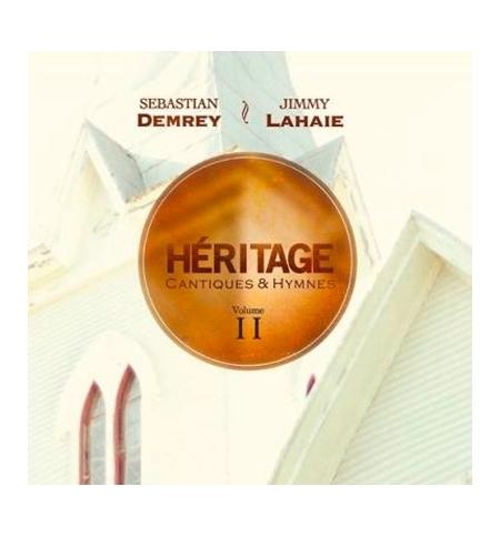CD Héritage 2 - Sébastien Demrey & Jimmy Lahaie
