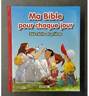 Ma Bible pour chaque jour - De 4 à 7 ans