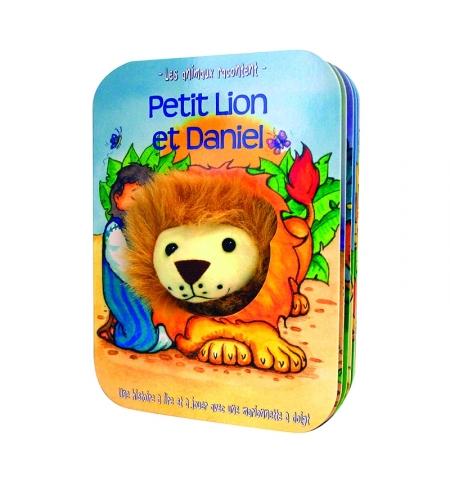Petit lion et Daniel - Dès 3 ans
