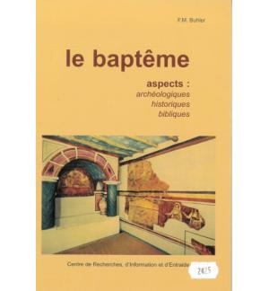 Le baptême - F.M Buhler