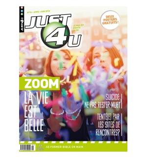 Just 4 U - N° 73 - Avril à Juin 2018