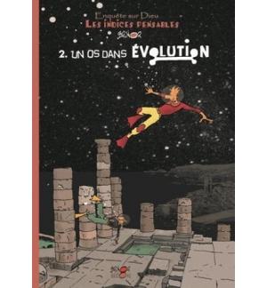 Un os dans l'évolution Tome 2 - Brunor