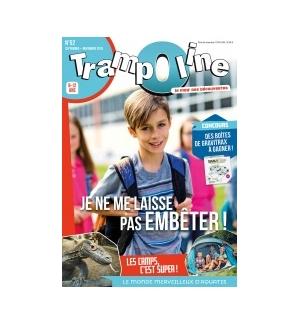 Trampoline - Septembre à novembre 2018