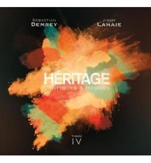 CD Héritage 4 - Sébastien Demrey & Jimmy Lahaie