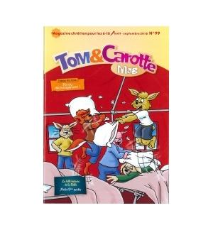 Tom et carotte mag - Aout/Septembre 2018