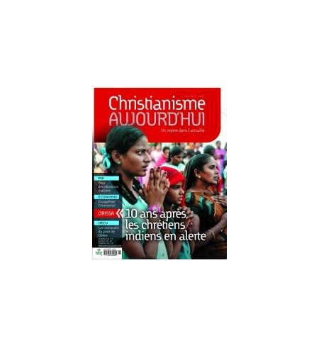 Christianisme aujourd'hui - Octobre 2018