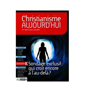 Christianisme aujourd'hui - Novembre 2018