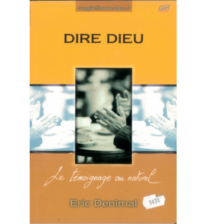Dire Dieu - Eric Denimal