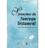 Synonymes du Nouveau Testament - R. C. Trench