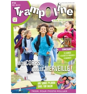 Trampoline - Mars - Mai 2019