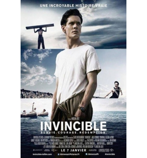 DVD Invincible - Angelina Jolie