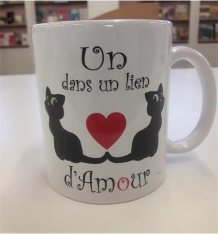 Mug Un dans un lien d'Amour