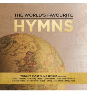 CD The world's favourite hymns - 3CD