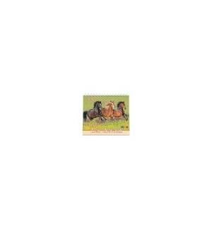 Calendrier Nos amis Les Chiens / Les chevaux 2020 PF