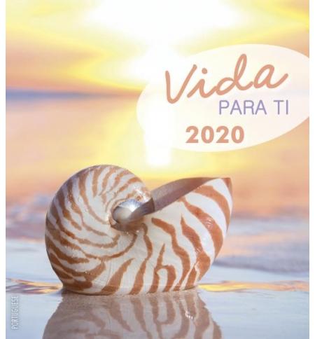 Calendrier Vie 2020 en Portugais