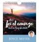 Calendrier Joyce Meyer Avec foi et courage tout au long de 2020