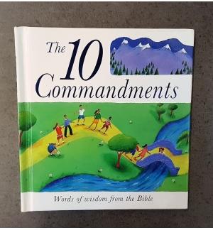 The 10 Commandments en anglais - De 4 à 6 ans