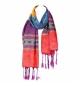 Écharpes motifs traditionnels
