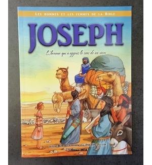 Joseph - L'homme qui a appris le sens de ses rêves - De 4 à 9 ans