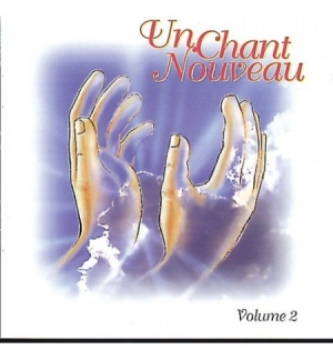 CD Un chant nouveau volume 2