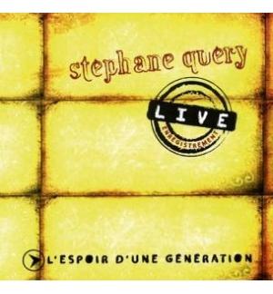 CD L'espoir d'une génération - Stéphane Quéry