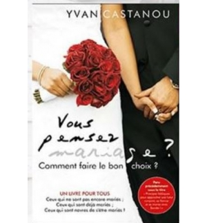 CD Vous pensez mariage ? Livre audio en coffret de 3 CD - Yvan Castanou