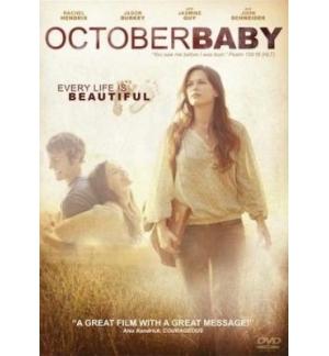 DVD October baby - Sous titré en français - Erwin Brothers